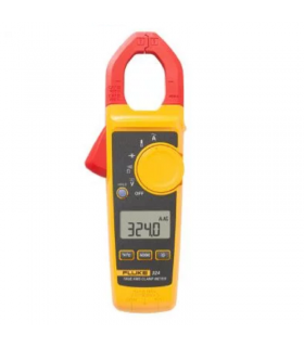 Fluke 324 400A AC True RMS Clamp Meter with temperature and backlight