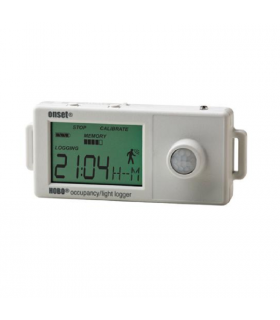 ONSET HOBO UX90-005M Occupancy/Light (5m Range) Data Logger (w optional Extended Memory)
