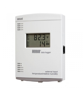 ONSET HOBO U14-002 External Temperature/RH LCD Data Logger