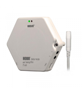 ONSET HOBO ZW-007 Temperature/Relative Humidity/2 External Channels Data Node
