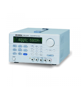 GW Instek PSM-Series Programmable Dual-Range D.C. Power Supply